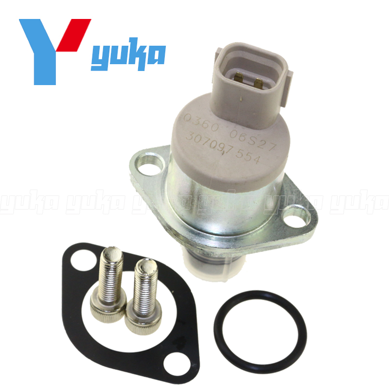 294200-0360 Fuel Pump Pressure Suction Control SCV Valve Metering Unit For Citroen Jumper 2.2 HDI 1920QK 9665523380 Engine Parts diesel suction control valve 8 98043687 0 scv 294200 0650 for mazda