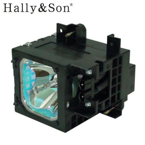 Hally&Son TV Projector housing Lamp&Bulb XL-2100E/XL2100/A1606075A for KF 60SX300 KF WE42S1 KF-42SX300 KFWE50S1 TV projector hally