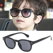 Retro Kids Square Sunglasses Fashion New Childrens Rice Nail Girls Boys Sun Glasses