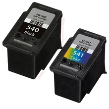 2x Совместимость Canon PG 540XL & CL 541XL Multipack Картриджи для Pixma MX374 MX475 MX515 MX525 MX535 MX455 MX395