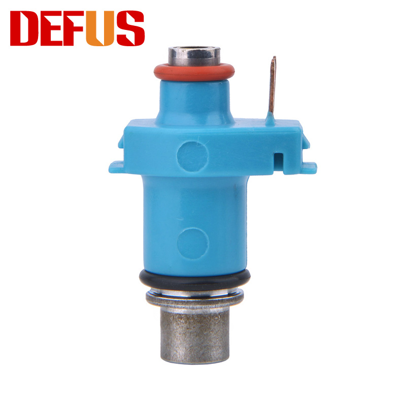 New Fuel Injector Motorcycle 160cc/min 10 Holes Replacement Motor Nozzle Injection Fuel Engine Injectors For R125 Motorbike Blue