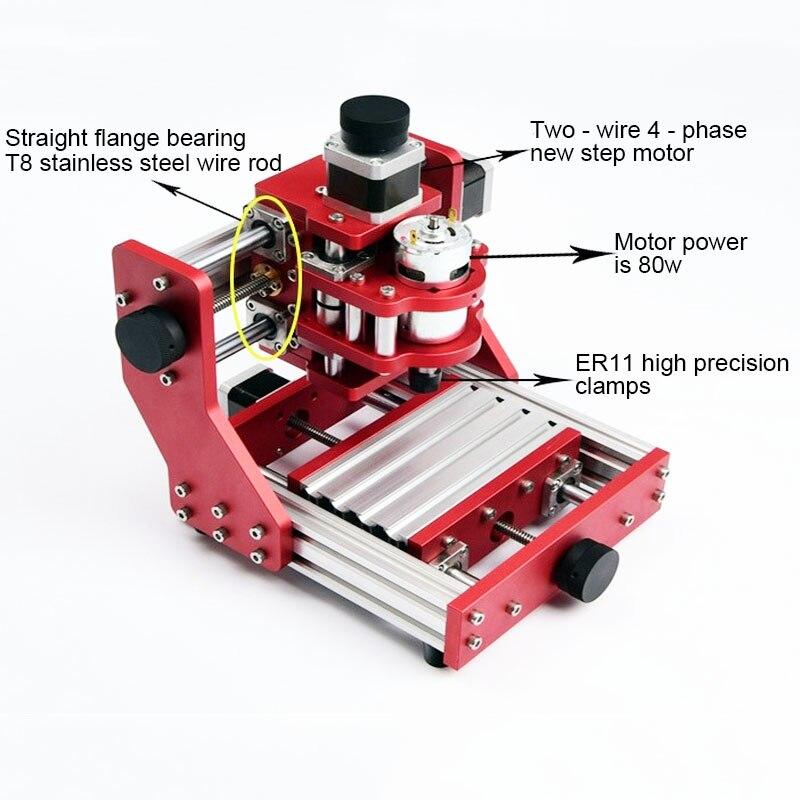 CNC1310 Macchina Per Incidere 500 mw 2500 mw 5500 mw del Laser Testa di Rame di Alluminio Acrilico Router di Legno di GRBL Intagliare FAI DA TE di Fresatura macchina