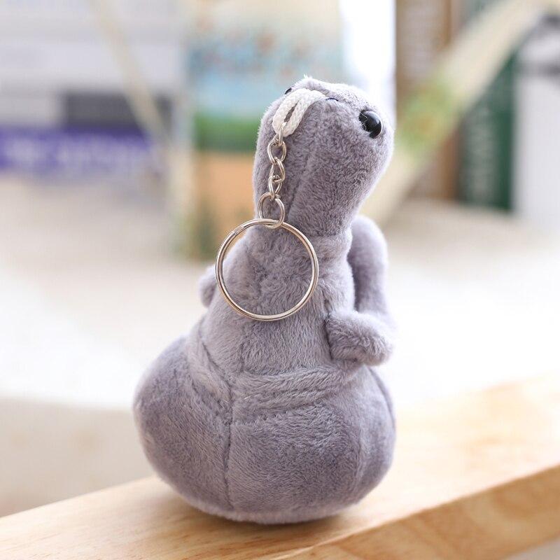 12 см перерыв плюсы игрушки животные сам по zhdun Клякса snorp pochekun дети игрушечные нагрузки для девочек подарок на день рождения кукла