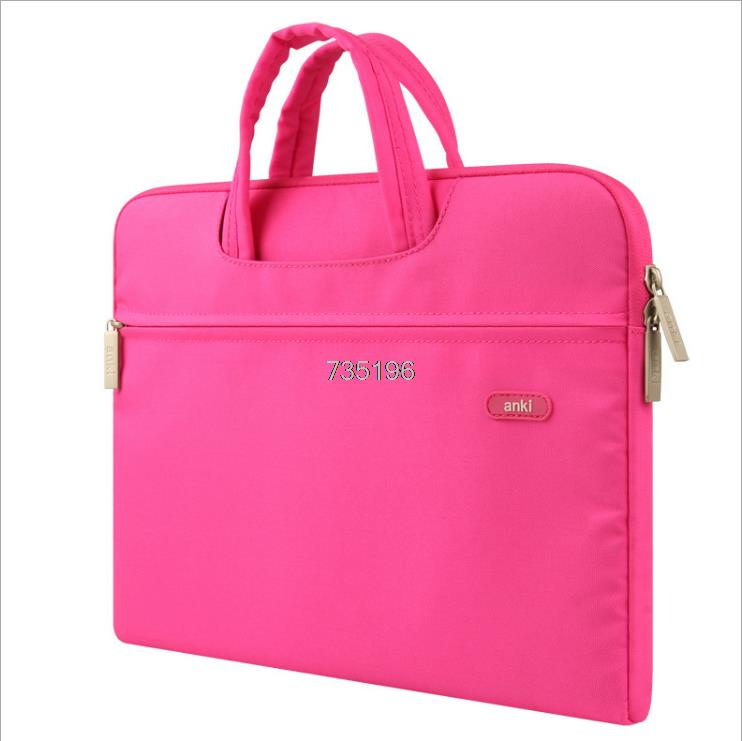 waterproof arrival laptop bag case computer bag notebook cover bag 11/12/13/ 14/15/15.6 inch for Apple Lenovo Dell Computer bag