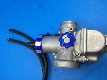 carburetor carb for Keihin PE 28 carby carburettor live for racing blue color cap
