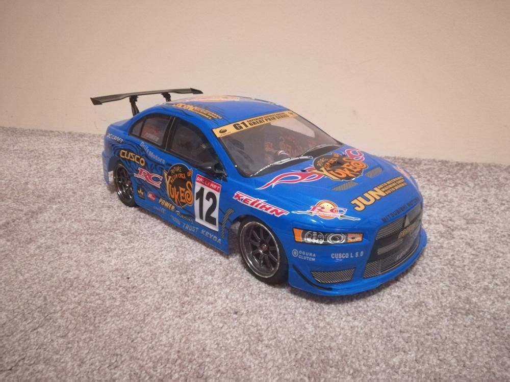 Ewellsold NO:25blue 1/10 Scale On-Road Drift Car Painted PVC Body Shell 190MM for 1:10 Radio controlled car 1pc 3 colors fashion 1 10 rc car shell 190mm on road drift nissan gtr body shell w spoilers free shipping high quality