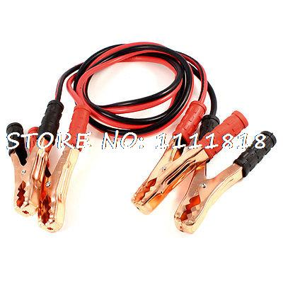 600A Battery Testing Clip Clamp Booster Cable 2.5M Red Black for Car Truck600A Battery Testing Clip Clamp Booster Cable 2.5M Red Black for Car Truck