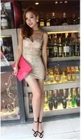 женщин уплотнение Placebo ремень полный плин спагетти ремень Truck верхняя конструкция cel платье