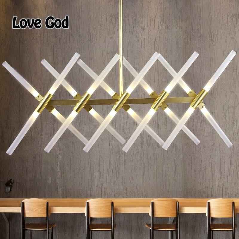 rollo colina moderno luces para saln comedor moderna lmpara de suspensin pendiente de la lmpara g negro accesorios de la l