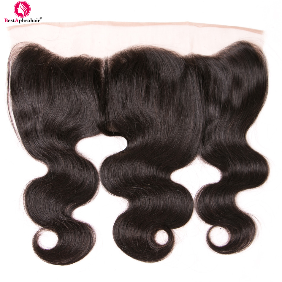 Aphro Hair Cambodian Body Wave Bundles With Frontal Ear To Ear Closure NonRemy Human Hair Weave 4 Bundles With Lace Closure 13x4 in 3 4 Bundles with Closure from Hair Extensions Wigs