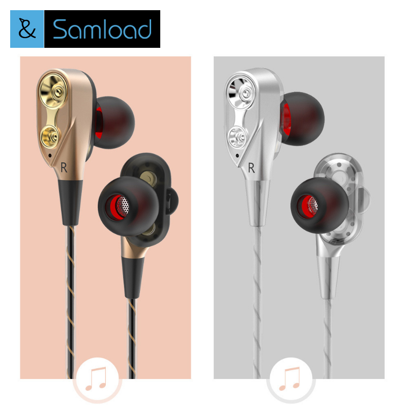 In-Ear Wired Earbuds with Mic Earphone and Volume Control Headset Noise Isolating HD HiFi Auriculares fone de ouvido For iPhone teamyo portable in ear earphone stereo music handsfree headset with mic volume control for samsung galaxy s2 s3 s4 note3 n7100