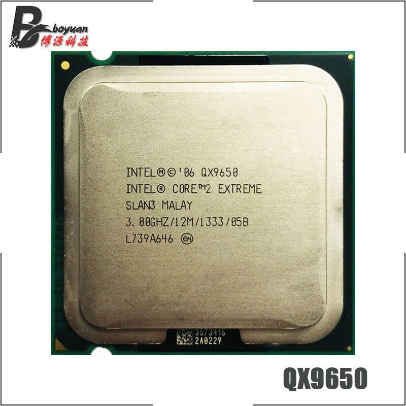 4658.56руб. |Четырехъядерный процессор Intel Core 2 Extreme QX9650 3,0 ГГц процессор L2 = 12 м 1333 LGA 775|ЦП| |  - AliExpress