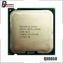 Procesador Intel Core 2 Extreme QX9650 3,0 GHz Quad Core CPU L2 = 12M 1333 LGA 775