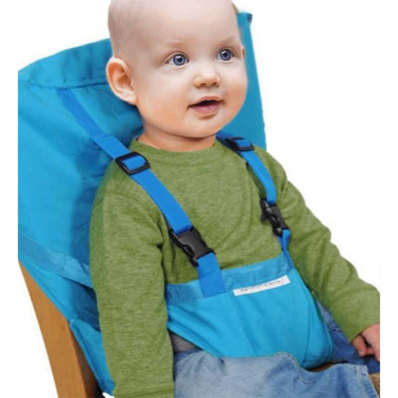 เด็กทารกแบบพกพาเก้าอี้รับประทานอาหารสำหรับเด็ก Booster ที่นั่งให้อาหารเก้าอี้สูงเดินทางเด็กที่นั่ง Pad ความสูงเบาะที่นั่งผลิตภัณฑ์