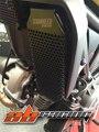 Защита Масляный Радиатор Решетка Алюминия Для Ducati Scrambler 2015 2016