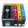 4 Pcs For HP 920XL 920 Printer Ink Cartridge For HP Officejet 6500 /6500 Wireless/6500A Inkjet Printer Free Shipping Hot Sale