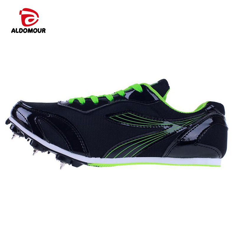 ALDOMOUR Running Shoes For Men Women ATHLETIC Shoes Spikes Trail Running Shoes Breathable Zapatillas Deportivas Mujer Running 2017 wholesale hot breathable mesh man casual shoes flats drive casual shoes men shoes zapatillas deportivas hombre mujer