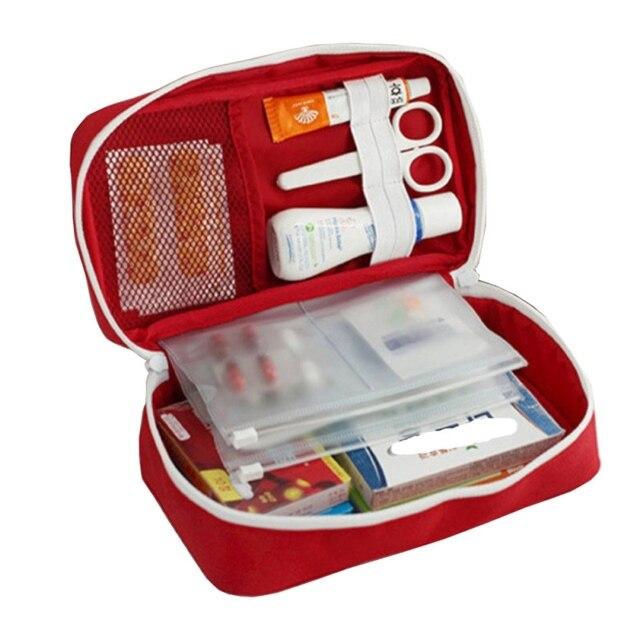 Portable Verbandskasten Medizinische Notfallausrustung Uberlebens