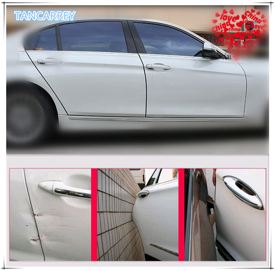 Car door protection Decoration Stickers For Lexus RX350 RX300 IS250 RX330 LX470 IS200 LX570 GX460 GX ES LX IS IS350 Accessories