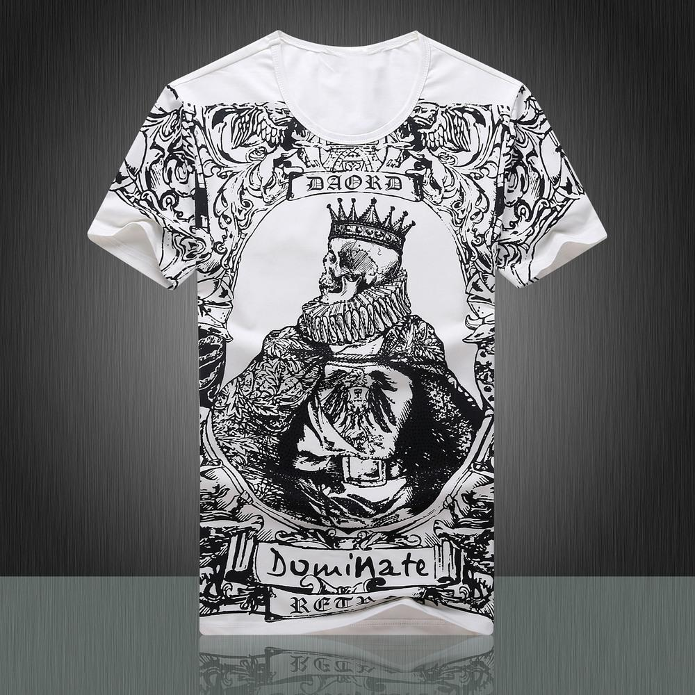 tee shirt homme luxe