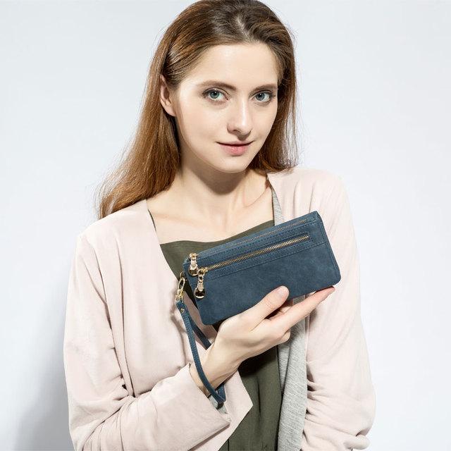 Women's Fashion High Capacity Wallets