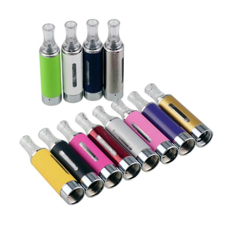 10 pz/lotto MT3 Atomizzatore EGo Clearomizer Inferiore Con Bobina Sostituibile Vape Riscaldamento Evod Clearomizer per Sigaretta Elettronica