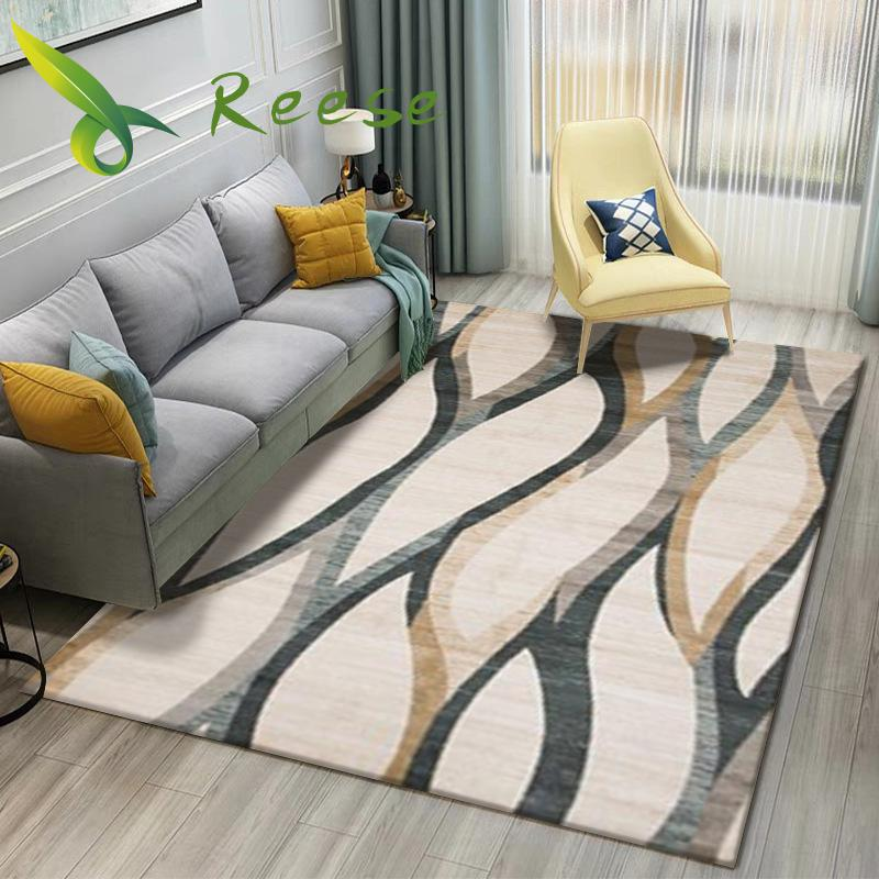New Geometric Modern Living Room Carpets Home Nordic Carpet Bedroom Bedside Blanket Area Rug Soft Study Room Teppich Rugs Floor
