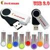 Civetman Origianl Pendrive USB 2 0 Flash Drive Metal Flash Drive Real Capacity 32GB USB Flash