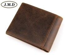 Free Ship Hot Sell Fashion Genuine Leather Mens Wallet Money Pocket  #8054B