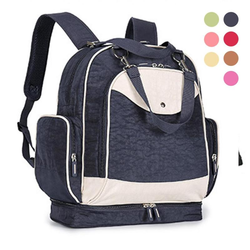 Maternity Diaper Bag Large Capacity Baby Bags Travel Backpack with changing pads Nursing Nappy Bag for stroller Bag Mochila R4 wxd mommy baby diaper bag large capacity waterproof baby nappy nursing bag fashion travel backpack baby care bag for stroller