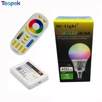 Mi Light 2 4G Wireless 5W RGB CCT E14 LED Bulb FUT013 Smart Lamp Wifi IBOX2