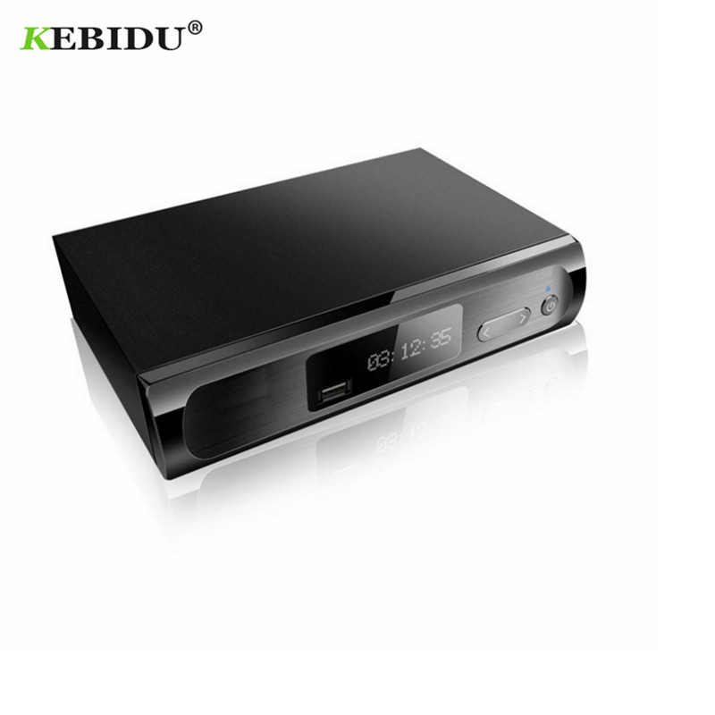 KEBIDU M2  HD Digital TV Tuner Receptor DVB-TT2 Satellite ReceiverMPEG DVB T2 H.264 Terrestrial TV Receiver DVB T Set Top Box