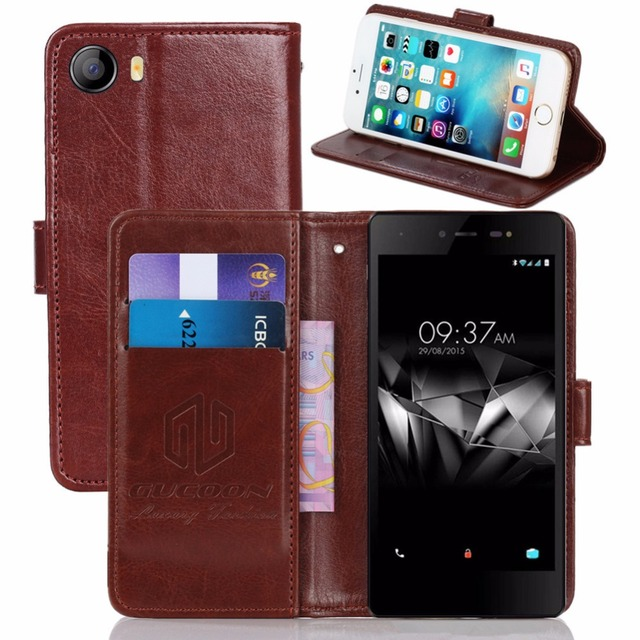 separation shoes 9e461 a0f68 US $3.99 20% OFF|GUCOON Vintage Wallet Case for Micromax Canvas 5 E481  5.2inch PU Leather Retro Flip Cover Magnetic Fashion Cases Kickstand  Strap-in ...