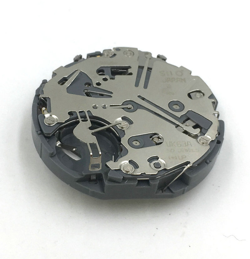 Image 2 - GENUINE JAPAN VK  VK63A VK63A quartz chronograph movement NEW-in Repair Tools & Kits from Watches