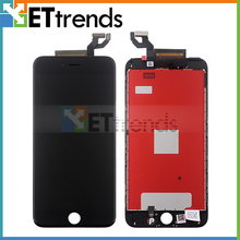 3PCS/LOT 5.5 inch For iPhone 6S plus LCD Display Touch Screen with Digitizer Assembly Black White Color with Warranty