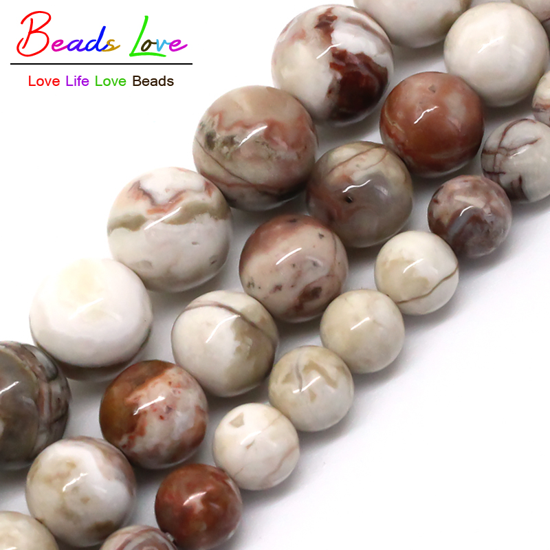 Free Shipping Natural Stone Mexican Crazy Lace Agate Loose