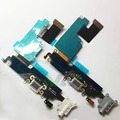 White / black Dock Connector Charging Port Flex Cable For iPhone 6 plus 5.5""