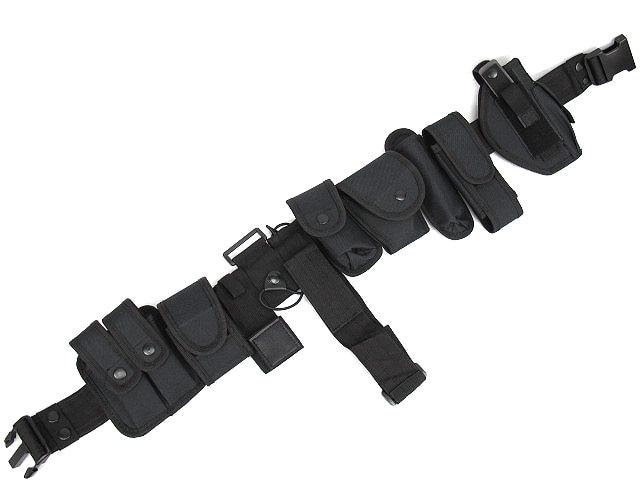 Taktische Sicherheitspolizei Guard Utility Kit Dienstgürtel - Sportbekleidung und Accessoires - Foto 6