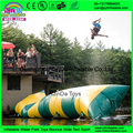 Floating Inflatable Water Tower Durable Airtight Inflatable Water Catapult Jump Blobs for Sale