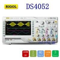 Rigol DS4052 Digital Oscilloscope 500MHz 2Channels spectrum analyzer analog oscilloscope Oscilloscope