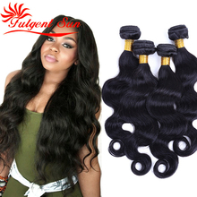 brazilian body wave hair extension 4pc 8″-30″ Human Hair Weaves brazillian body wave hair styling cheap hair pieces sew in weave