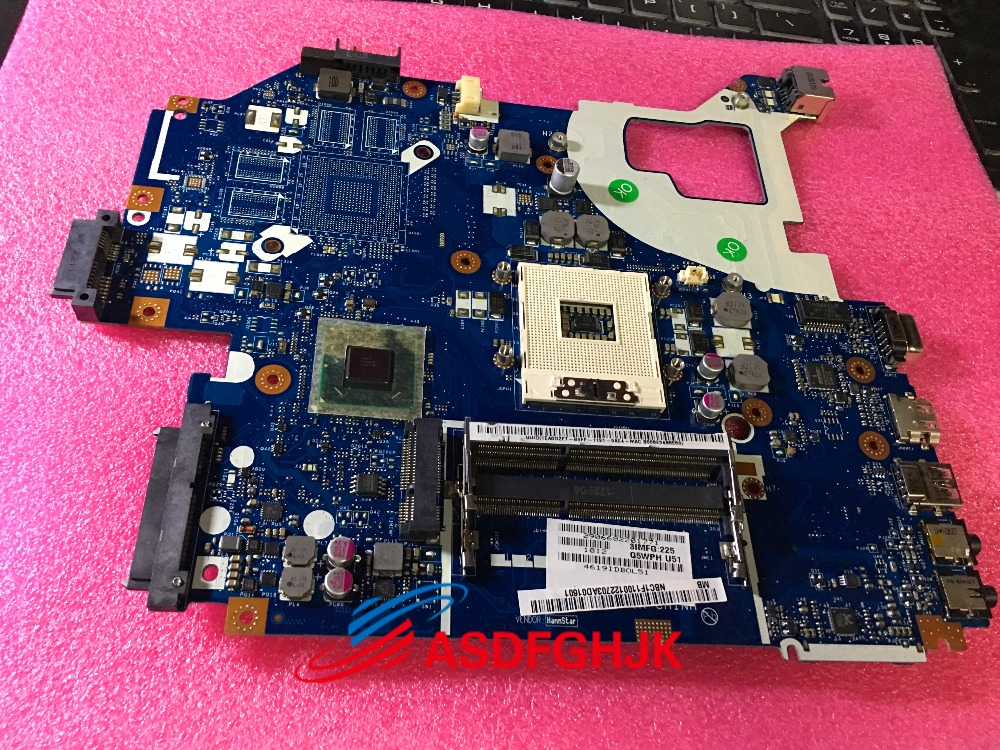 D'origine LA-7912P POUR Acer E1-531 V3-571 Carte Mère NBC1F11001 100% TESED OK