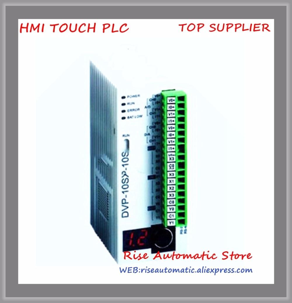 New Original DVP10SX11T PLC SX series 24VDC 4DI 2DO (Transistor) 2AI/2AONew Original DVP10SX11T PLC SX series 24VDC 4DI 2DO (Transistor) 2AI/2AO