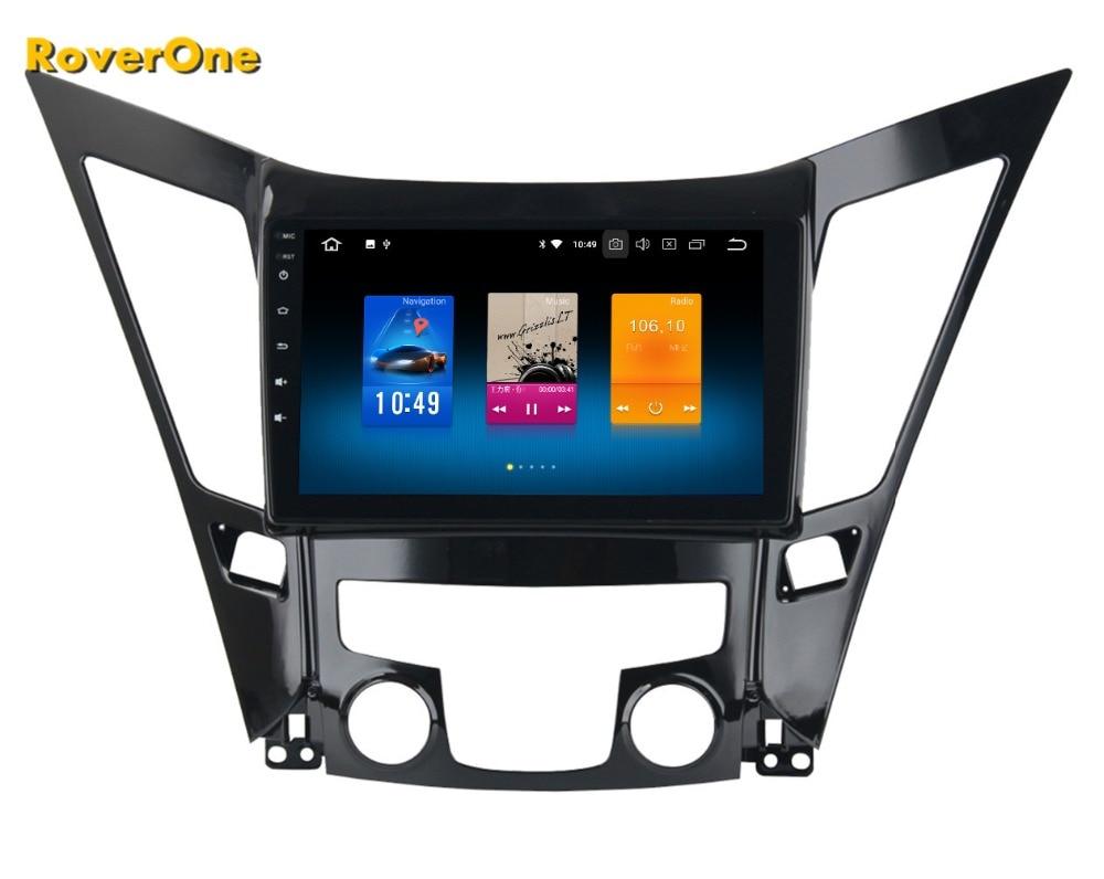 RoverOne Android 8.0 Car Multimedia System For Hyundai Sonata i40 i45 i50 2011-2014 Octa Core Radio GPS Navigation Media Player
