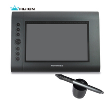 Buy Free Shipping Huion H610 Graphics Tablet Drawing Tablets Professional Signature Tablets Pen Tablet Black