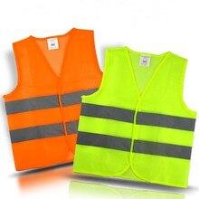Запуска, обеспечивает велоспорт, жилет, reflectante chaleco видимость светоотражающий предупреждение высокое рабочая