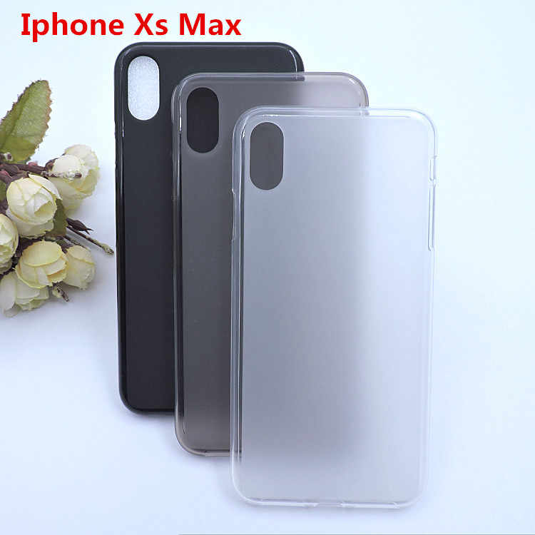 Ốp Điện Thoại TPU Cho iPhone XS XR Max 5 5S SE 6 6S 7 8 Plus X SE2 11 Pro Max