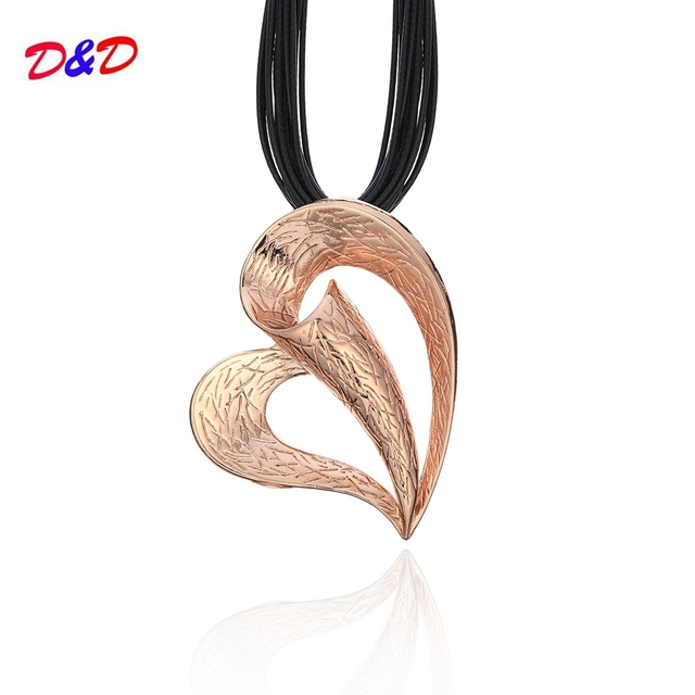 necklace and openwork pendant female love classic sweater chain wholesale  jewelry for cross-border electricity supplier 8c3d27a38e6d