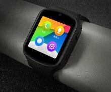 1,54 Zoll Smartwatch Telefon Android 5.1 MTK6580 2,0 Mt Kamera Lautsprecher GPS WiFi Bluetooth Pulsmesser 3G Smart Uhr