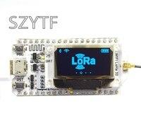 SX1278 LoRa ESP32 0 96 Inch Blue OLED Display Bluetooth WIFI Lora Kit 32 Module Internet